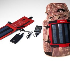 Gamme chargeurs solaires portables Wenger