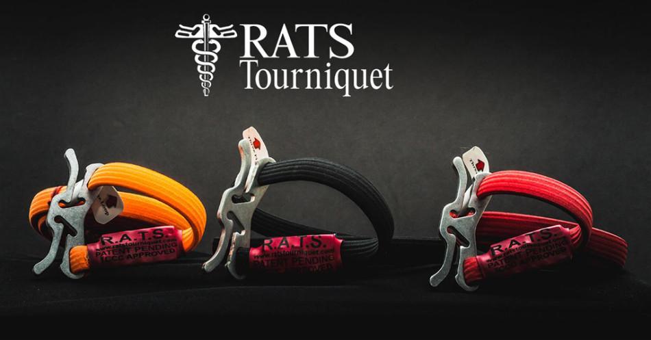 RATS Tourniquet - Système de garrot