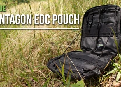 Pentagon EDC Pouch