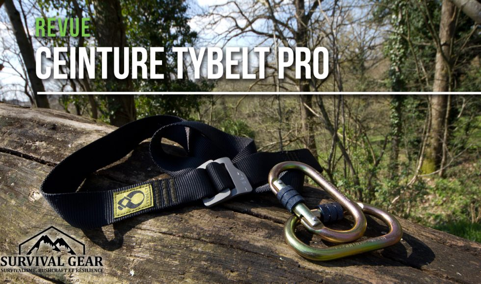 revue de la ceinture Tybelt pro