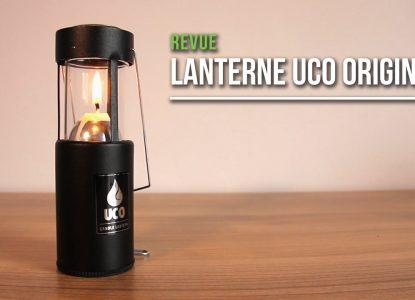 Lanterne UCO Original - Revue