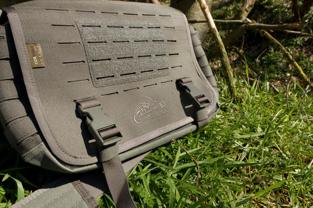 id/éale pour ordinateur portable iPad ou tablette. Direct Action Petite sacoche tactique de 6,6 litres