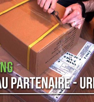 Unboxing partenaire Urikan