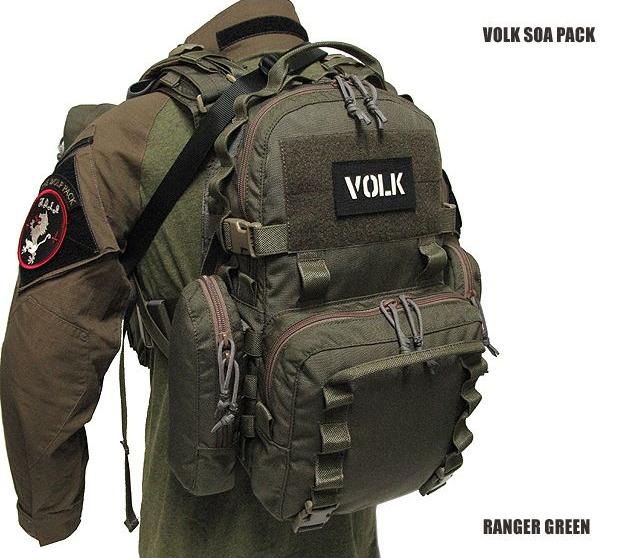 Sac à dos Volk SOA